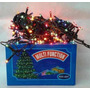 Luz De Navidad Arroz X 200 Multicol Cable Verde Caja Oferta!