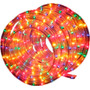 Manguera De Luces Multicolor Led Para Exterior 10 Metros