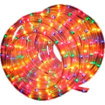 Manguera Luces Multicolor Tipo Led Exterior 10 Mts Navidad