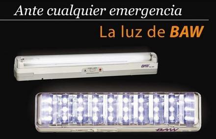 Luz de Emergencia 30 Leds Luz de Emergencia Led Baw 30