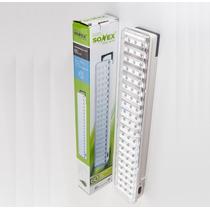 Luz Luces Emergencia Sonex 60 Leds Factura A- Zona Norte