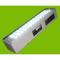 Luz De Emergencia Atomlux 2045 42 Leds 30 Hs Autonomía
