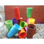 50 Macetas Redondas De Plástico De 6 Cm