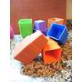 Macetas Cuadradas De Plásticos De 6x6