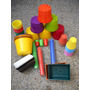 Macetas Plasticas De Colores N° 6 Cactus