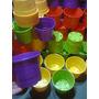 Maceta Plástica Colores Fluo Nº 12 Oferta Directo De Fábrica