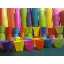 Macetas Colores Plastico N° 6/8/10/12 Mayorista Local Once
