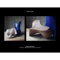 Escultura De Madera De Pablo Fracchia