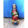 Virgen De Guadalupe Tallada En Madera De Mexico