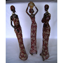 Figura Africana Femenina