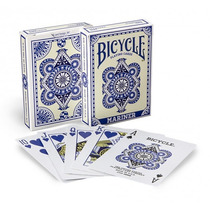 Cartas Bicycle Mariner - Cerradas
