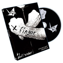 X Finger (el Dedo X) Extraordinario Efecto De Magia Prof.