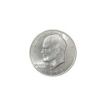 Set De 4 Monedas De Un Dolar Americano- Sin Trucar