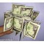 Ramo De Billetes De Aparicion ( Spring Bills) Con Dolar
