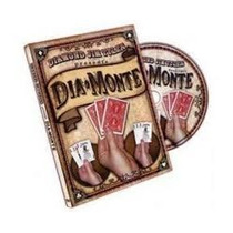 Dia-monte (dvd Y Gimmick) By Jim Tyler Importado China