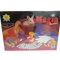 Juego De Magia Rubial 50 Trucos Original