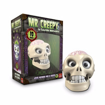 Mr Creepy La Calavera Mentalista Original Megatoys