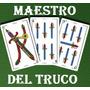 Baraja Maestro Del Truco/ Trampas En El Juego Del Truco