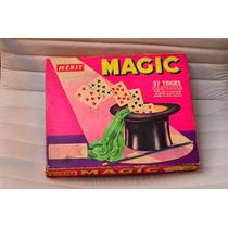 Juego De Magia Ingles
