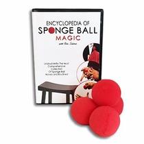 Encyclopedia Of Sponge Ball Magic/dvd + Bolas De Esponja