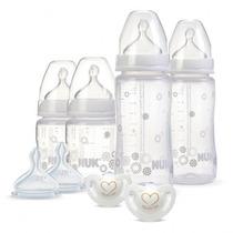 Exclusivo! Set Recien Nacido Nuk First Choice 8 Productos