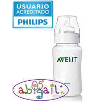 Philips Avent Mamadera 330ml - Distribuidor Autorizado -