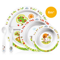 Philips Avent Set Alimentacion Niño 6m+ Scf716/00 - 60-308