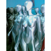 Maniquies Dama - Hombre Fibra De Vidrio (directo De Fabrica)