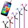 Auriculares Zip Manos Libres Samsung S3 S4 S5 Mini S6 Alpha