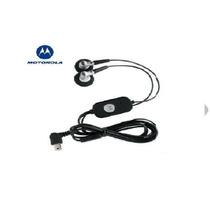 Auricular Stereo Motorola Original V3x K1 L6 Z3 V6 V9 Z6