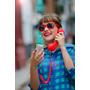 Tubo Retro Telefono Celular Auricular Pop Coco Phone Oferta