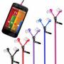 Auriculares Zip Manos Libres + Potencia Moto G 2da Gen X E