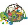Gimnasio Manta Didáctica Kinderball Zippy Toys Pelotero