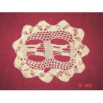 Set De Carpetas Antiguas Al Crochet