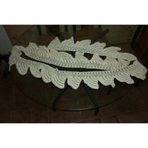 Puntilla Al Crochet