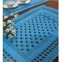 Individuales, Caminos De Mesa, Carpetas Al Crochet
