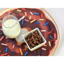 Individual Donut Y Cupcake Impermeable Diseños Exclusivos