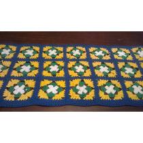 Camino Para Mesa Crochet