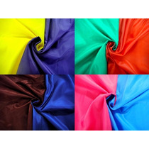 Tela Tafeta Vestidos Forros Decoración 5 Mts Eventos
