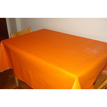 Mantel De Cuero Ecologico 1.40x3.00 Rectangular