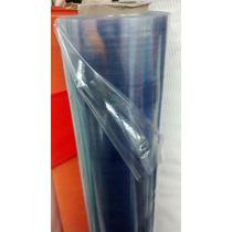 Tela Cristal Pvc Transparente Nro.1 Ancho1,40 Mts