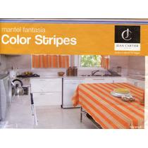 Manteles De Cocina Jean Cartier 150 X 250 Cm Stripes