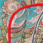 Mantel Impermeable Arab Verde Sec - Pili Deco - 1,5m X 2,5m