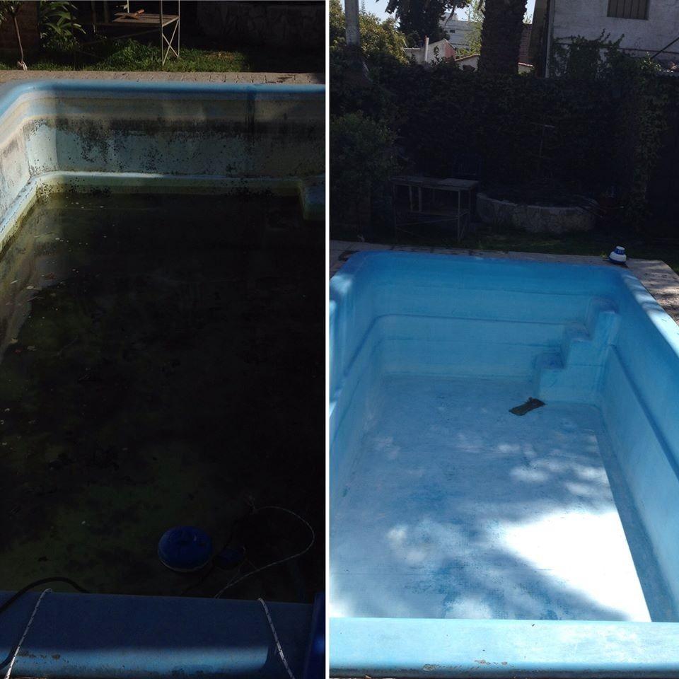 Mantenimiento desagote refacciones pintura piletas for Precio mantenimiento piscina