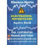Electricista Matriculado,certificado Dci Medidor, Zona Norte