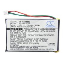 Bateria Gps Garmin Cs-iqn130sl Nuvi 1300 1370 1390