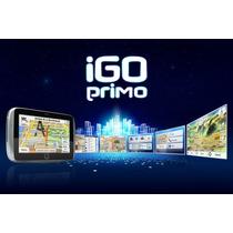 Sistemas Gps Igo Primo + Igo8 + Mapas Sudamerica