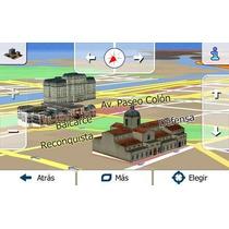 Mapa Igo 2014-2015 Argentina 3d Radio Gps Chino Ej Foston