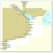 Mapa Nautico Full Para Garmin Del Rio De La Plata Y Mas...