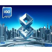 Mapa Actualizacion Igo 2015 Multimedia Gps Chino Car Auto